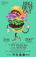 BBQ Blowout with NY Sushi Ko and YOUSS (CPH) (DJ SET)