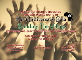 Institute of Positive Education 45th Anniversary Gala