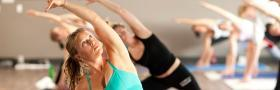 Yoga with Linda! (1/2 hour session each Saturday for 6...