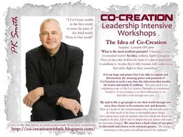 CO ~ CREATION 1 & 2 With PK SMITH