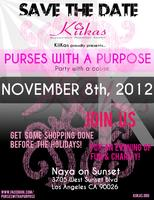 PURSES WITH A PURPOSE