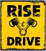 Rise And Drive Logo