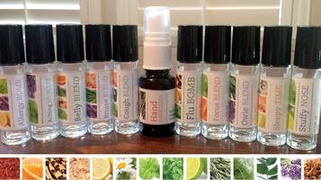 Rollerball Remedies make and take workshop