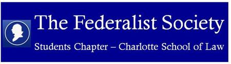 Federalist Society Fall Social 2012, with Remarks by...