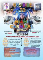 Miami Carnival Roundtrip Bus Ride