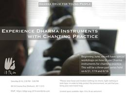 DDYP Aug Gathering - Experience Dharma Instruments...
