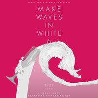 Make Waves In White 6 All White Yacht Party