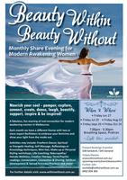 Beauty Within, Beauty Without - Monthly Share for...