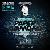 Paper Diamond @ Release Fridays | 8.29.14