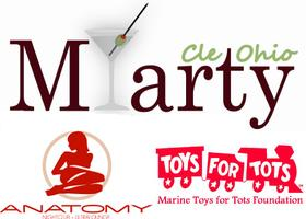 M+arty CLE Holiday Gala Event