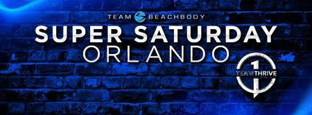 NATIONAL SUPER SATURDAY - ORLANDO, FL