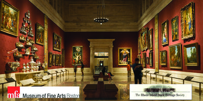RIBHS Raffle for Boston Museum of Fine Art Package