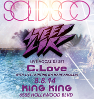 The Do LaB presents Solidisco, Steed Lord (Live Vocal...