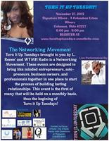 Turn It Up Tuesday: A Networking Event