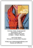 November Stella & Dot Houston Stylist Meet - Up!