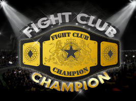 FIGHT CLUB CHAMPION - MMA CAGE FIGHTING SERIES