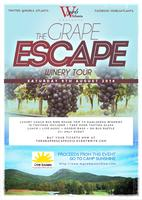 The Grape Escape Winery Tour for Camp Sunshine