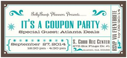 It's A Coupon Party: Exclusively for Coupon Enthusiasts