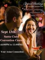 Largest Asian Singles Speed Dating Convention