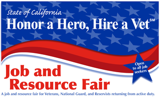 Honor a Hero - Hire a Vet Job and Resource Fair 2014...