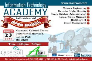 Information Technology Academy - OPEN HOUSE
