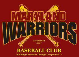 Maryland Warriors Baseball Club Spring 2013 Tryouts
