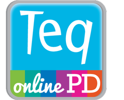 Welcome Back! Free Teq Online PD Session - Connecting...