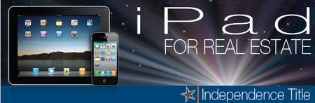 iPad for Real Estate - New Braunfels