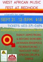 West African Music Fest @ Redhook