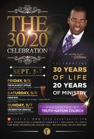 Dr. A. Alan Williams' 3020 Celebration presented by...