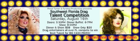 SWFL Drag Talent Competition