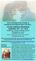 Love After Marriage Workshop - Josiah Center