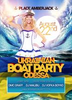 Ukrainian boat party|Ukrainian Independence DAY