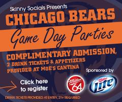 Chicago Bears Game Day Party