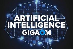 The future of artificial intelligence & deep learning with Gigaom