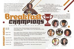 """Breakfast For Champions"" Women Empowering Women"