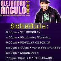 SOLD OUT - ALEJANDRO ANGULO & FRIENDS LIVE MASTER...