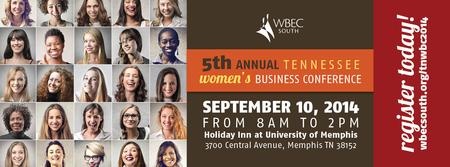 WBEC South Tennessee Women's Business Conference