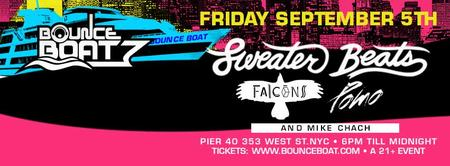 Bounce Boat ft. Sweater Beats, Falcons, Pomo
