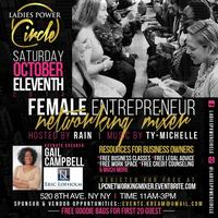 Ladies Power Circle Networking Mixer