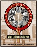 Mazer Lesbian Archives Comedy Concert Fundraiser