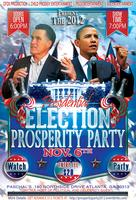 "THE 2012 PRESIDENTIAL ELECTION ""PROSPERITY PARTY"""