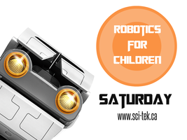 Fully Booked - Robotics for Kids - Saturday - 6th...