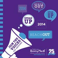 United Community Service's Speak Up and Reach Out Day