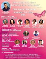 Walker Temple A.M.E Church 3rd Annual Women's Day...