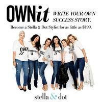Fire Up Your Fall: Stella & Dot + All Stylist Meet...