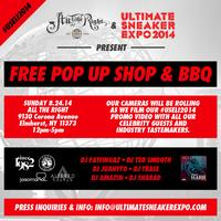#USELI2014 FREE Private Launch Event POP UP Shop &...