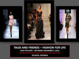 TAUSI AND FRIENDS FASHION FOR LIFE