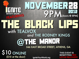 The Black Lips w/ Tealvox and The Rodney Kings