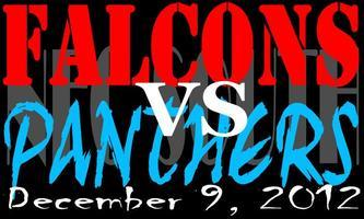 FALCONS VS PANTHERS